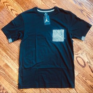 Air Jordan Cement Pocket T-Shirt